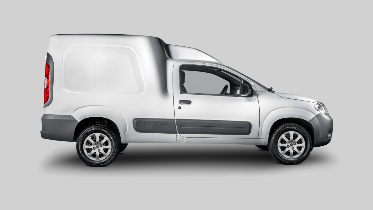 RAM ProMaster Rapid 2020 lateral