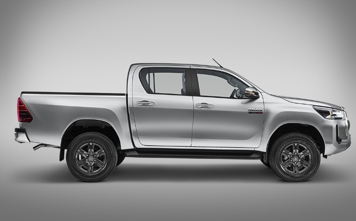 toyota Hilux 2021 lateral