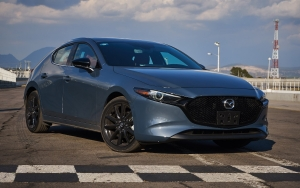 Mazda 3 Hatchback Turbo y su tan deseado ascenso